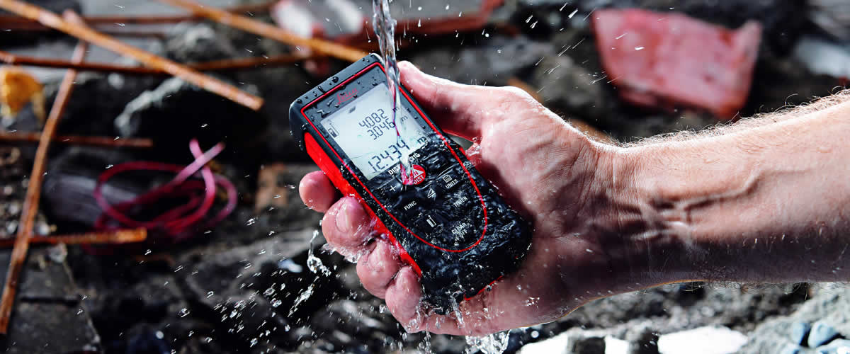 Leica Disto X310 waterproof