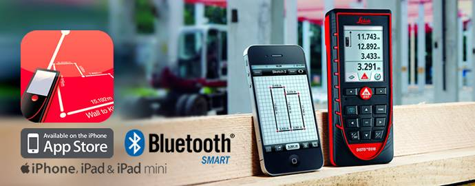 Quick Sketching - Bluetooth® Smart with App