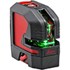 Leica Lino L2G Self-levelling laser with 2 highly visible green lines