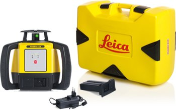 Leica Rugby 640G Includes