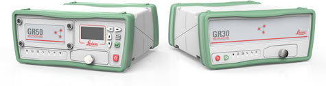 Leica GR30 & GR50 Receivers