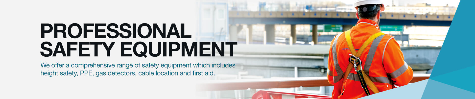 High-quality safety solutions from leading manufacturers