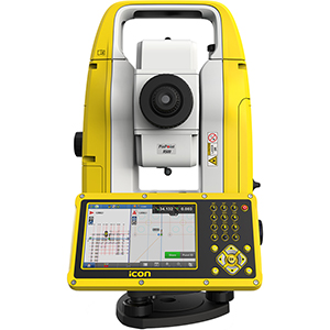 Leica iCON iCB50 Manual Construction Total Station