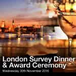 London Survey Dinner