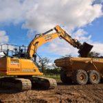 Leica iCON iCP41 3D Excavator Control
