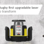 Leica Rugby CLA & CLH - First Upgradable Lasers
