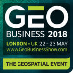 Geo Business - 22nd - 23rd May 2018