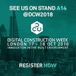 Digital Construction Week 2018