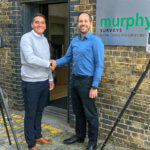 Murphy Surveys become the first surveying company in the UK & Ireland to receive the Leica RTC360 Reality Capture Solution