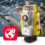 LOC8 for iCON Construction Total Stations
