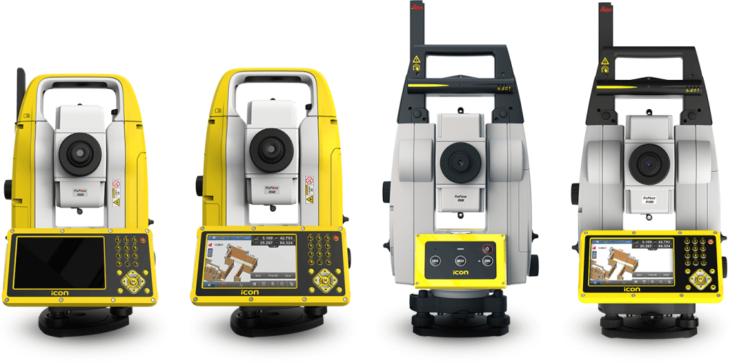 Leica iCON range