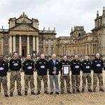 British Army Break Vehicle Pull World Record