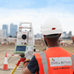 Leica TS16 Total Station's utilised at London City Airport