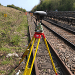 Using Multiple RTK GNSS on an HS2 Earthworks Project