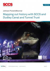Mapping out history with SCCS and Dudley Canal and Tunnel Trust